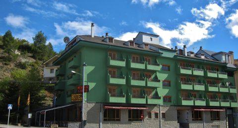 Hotel Mesón de L´ Ainsa